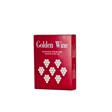 Стартовый пакет дрожжей Golden Wine
