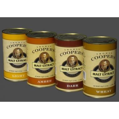 Coopers Hele linnaseekstrakt