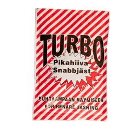 Экспресс-дрожжи Turbo
